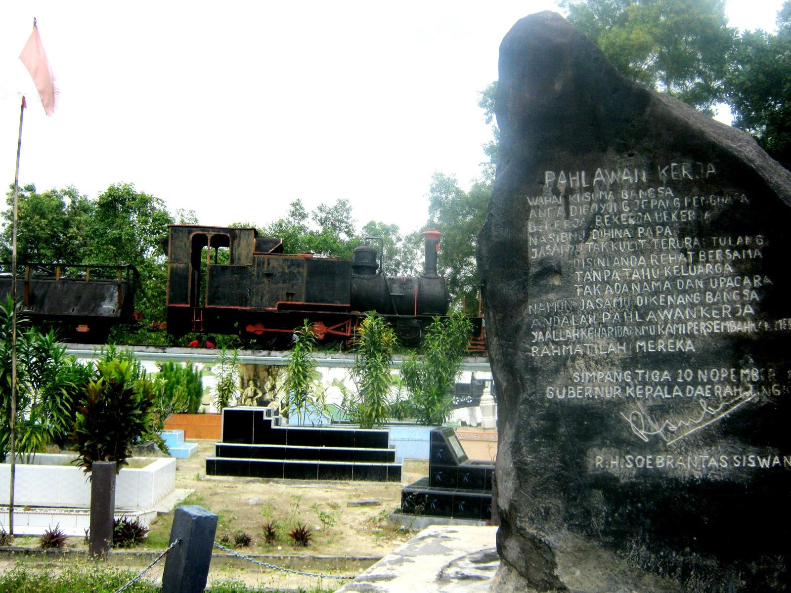 Monumen Tugu Pahlawan Kerja Pekanbaru Wisatariau Kota