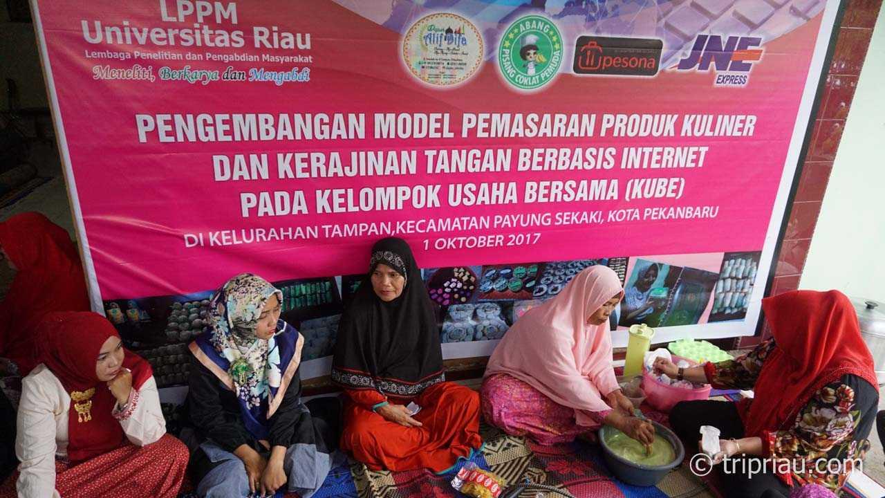 Portal Wisata Riau Trip Jne Pekanbaru Perkenalkan Pesona Nusantara Pelaku