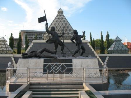 Sejarah Berdirinya Tugu Pahlawan Cubes79 Bagikan Kerja Kota Pekanbaru