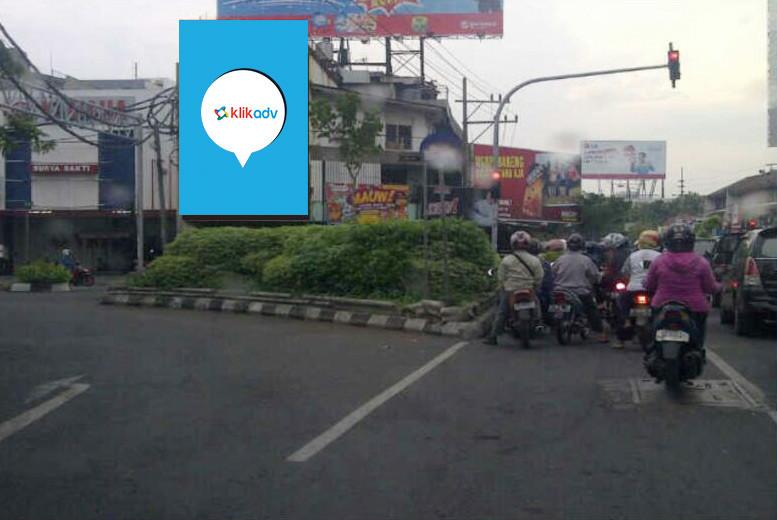 Sewa Billboard Jawa Timur Kota Surabaya Perempatan Jl Kedungdoro Tidar