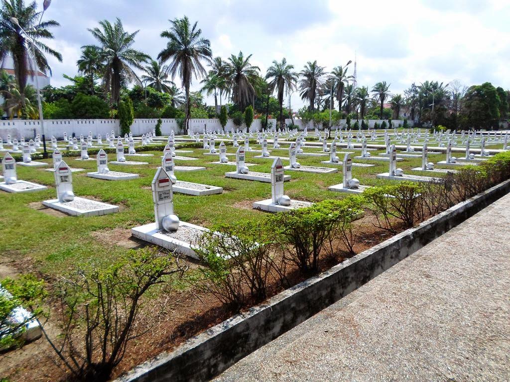 Taman Makan Pahlawan Riau Pekanbaru Kusuma Dharma Finest Moment Tugu