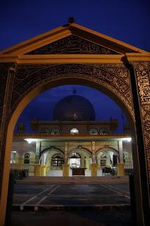 Wisata Bersejarah Riau September 2016 Masjid Raya Pekanbaru Dibangun Abad