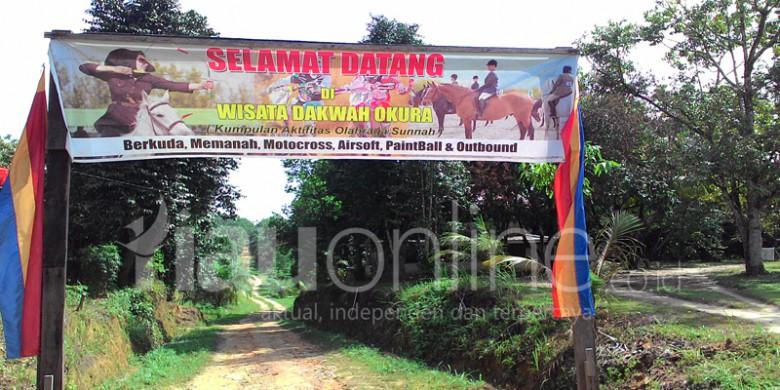 Tiket Masuk Wisata Dakwah Okura Kota Pekanbaru 2019 Harga Tiket
