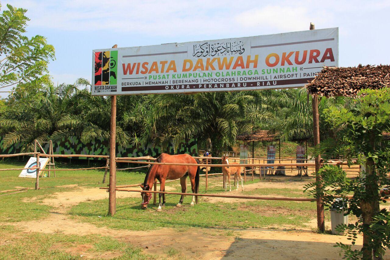 Wisata Alam Wisata Di Desa Okura Yang Luar Biasa Wisata Tanahair