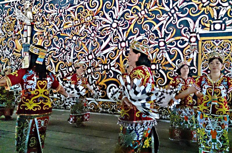 Destinasi Pariwisata Dikota Samarinda Objek Wisata Kota Desa Budaya Pampang
