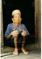 Sejarah Singkat Komunitas Suku Kenyah Desa Pampang Catatan Kecil Budaya