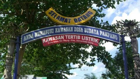 Wisata Budaya Desa Pampang Samarinda Danief Selamat Kota