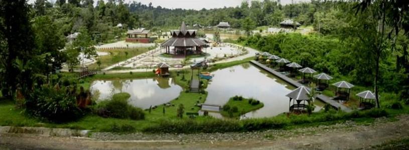 10 Tempat Wisata Populer Menarik Samarinda Kalimantan Timur Kebun Raya