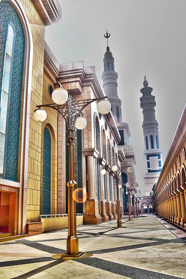 40 Samarinda Images Pinterest Borneo Indonesia Mosque Islamic Center Located