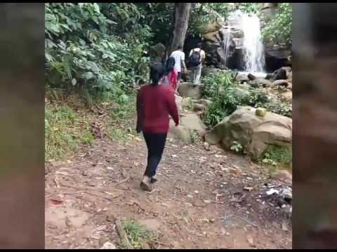 Air Terjun Berambai Samarinda Youtube Dunia Jungle Kota