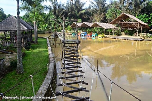 Air Terjun Pinang Seribu Info Samarinda Wahana Wisata Alam Dunia