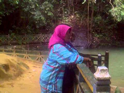 Air Terjun Tanah Merah Samarinda Youtube Dunia Jungle Kota