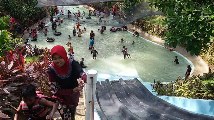 Jungle Water World Jadi Alternatif Liburan Selama Lebaran Tribun Kaltim