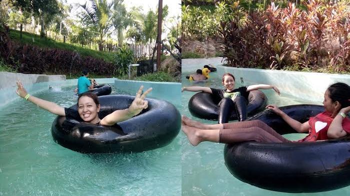Jungle Water World Samarinda Wisata Berbasah Basah Sembari Olahraga Jantung