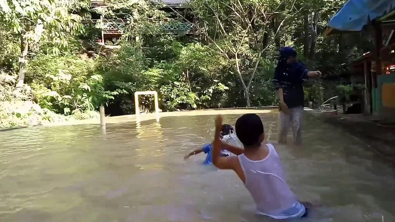 Kolam Susu Air Terjun Tanah Merah Samarinda Youtube Dunia Jungle