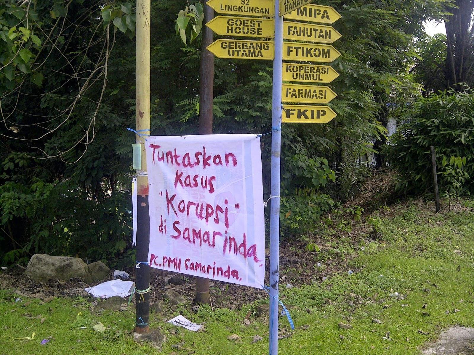 Pc Pmii Kota Samarinda Tegas Mengawal Kasus Sampai Tuntas 9
