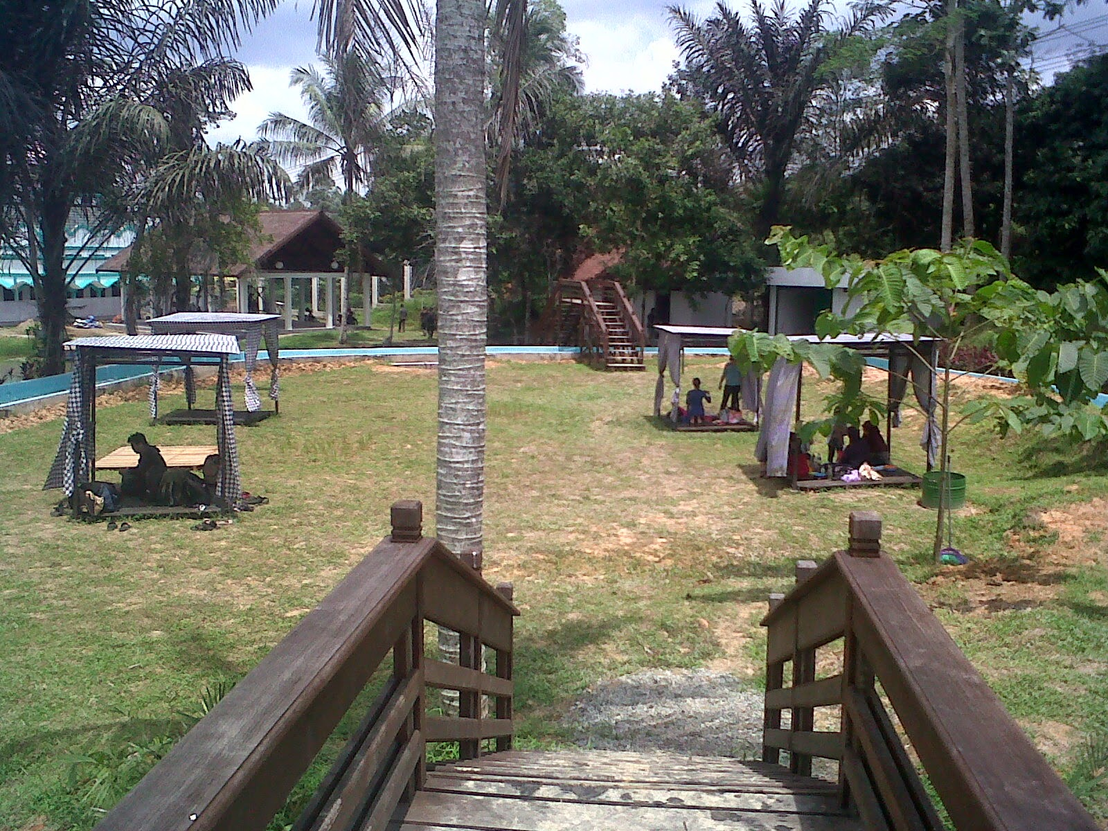 Tak Perlu Bali Samarinda Punya Jungle Water World Traveling Yuk