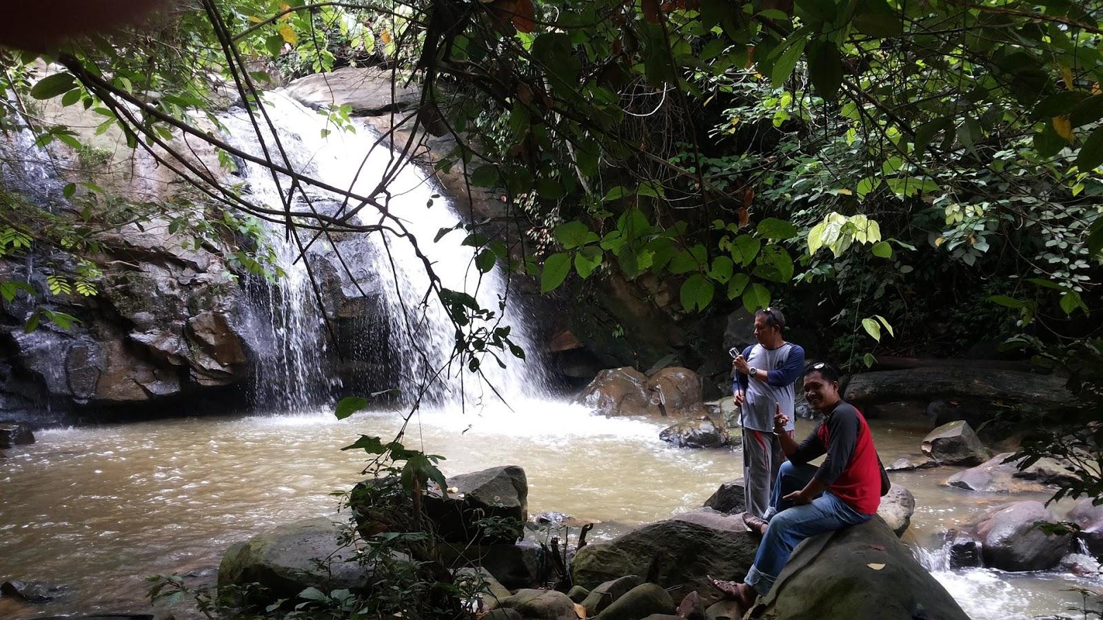 Tempat Keren Samarinda Berambai Expedition Adi Gunawan Blog Air Terjun