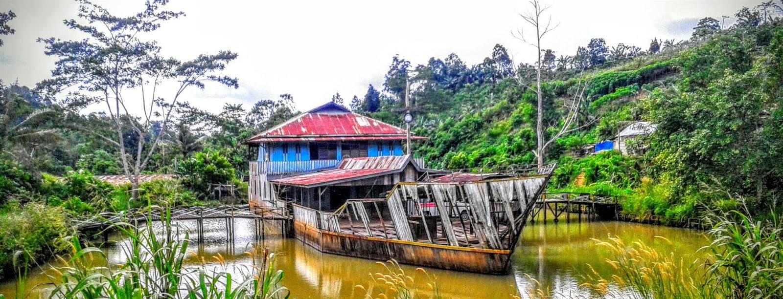 Tempat Keren Samarinda Berambai Expedition Adi Gunawan Blog Rumah Kapal