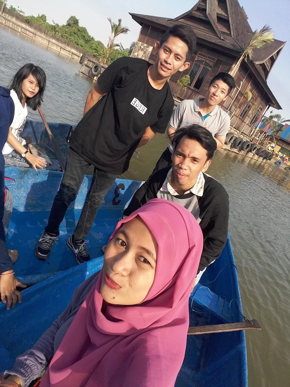 Wisata Kalimantan Timur Berbicara Tentang Tempat Samarinda Dikenal Kampung Tenun