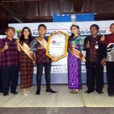 Kampung Ukm Digital Direktori Tenun Samarinda Seberang Jadi Kota
