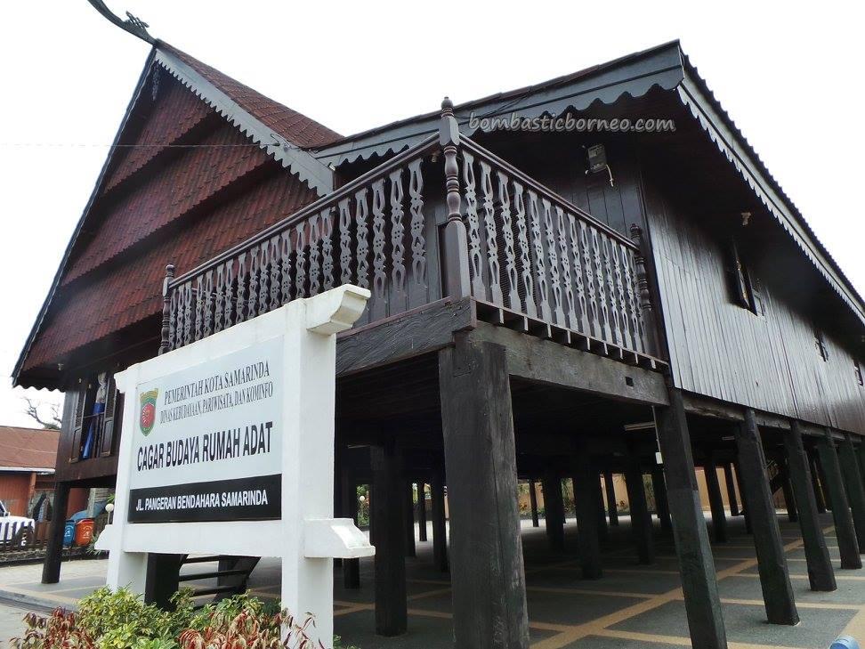 Kelurahan Tenun Kampung Rumah Adat Menikmati Sajian Budaya Sarung Samarinda