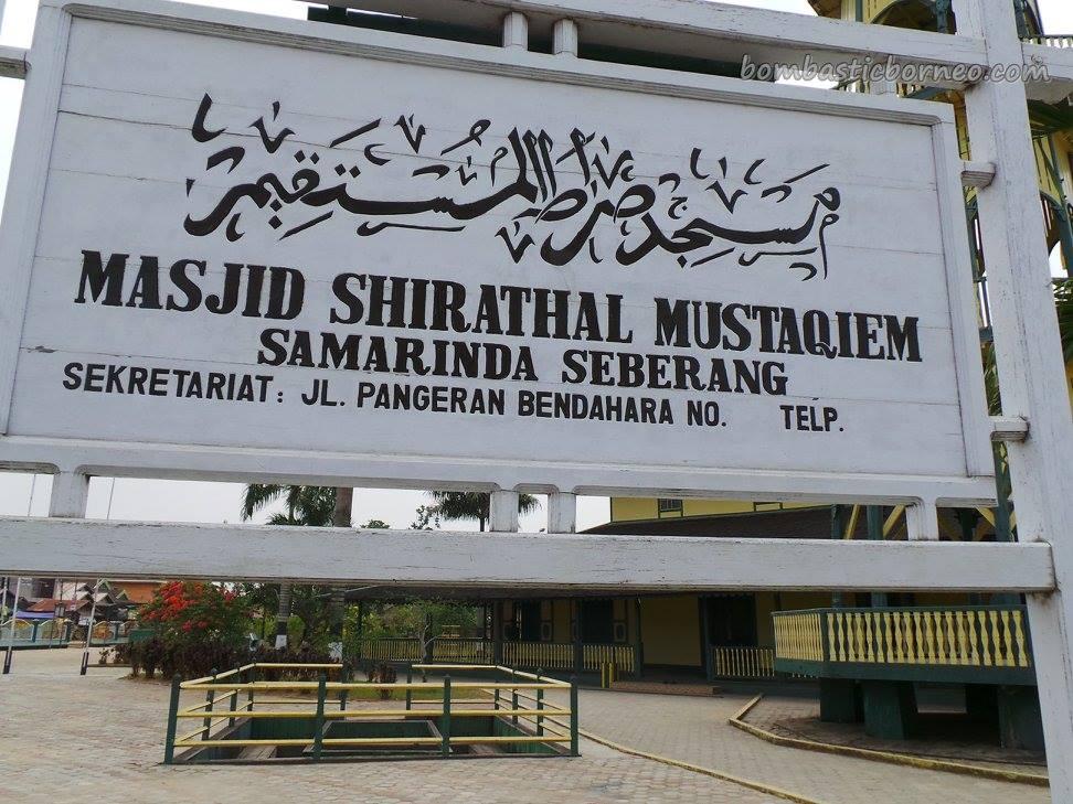 Kota Samarinda Seberang East Timur Kalimantan Indonesia Borneo Kaltim Kampung