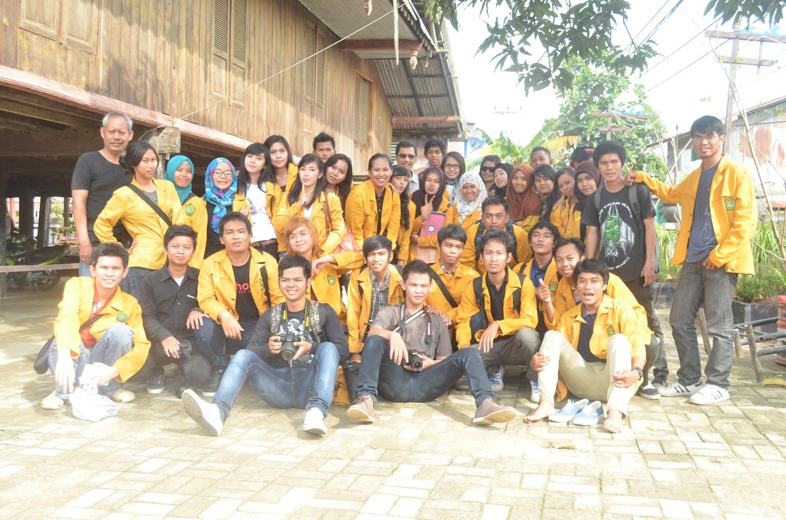 Mengenak Kampung Tenun Sebagai Salah Satu Wisata Favorit Kota Samarinda