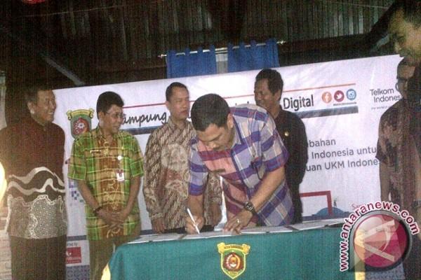 Sentra Sarung Samarinda Dijadikan Kampung Digital Antara News Tenun Kota