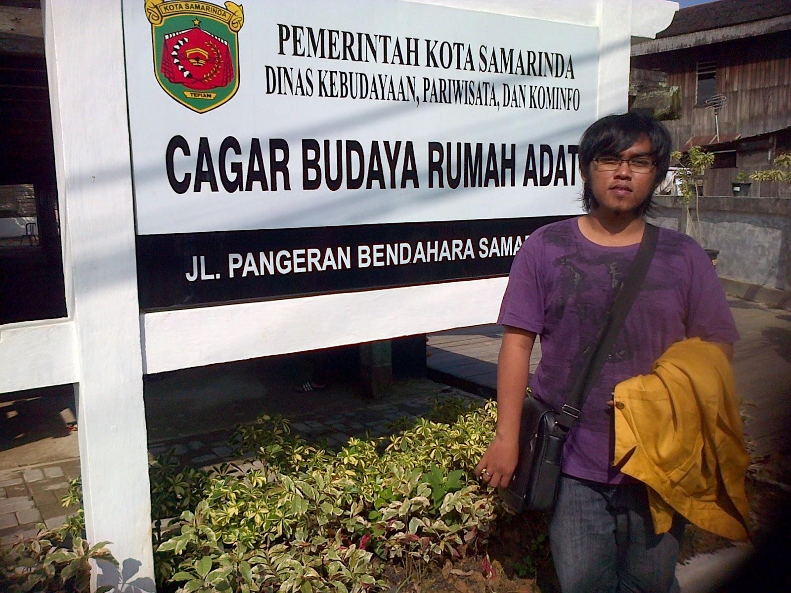 Wara Wiri Communcation Kampung Tenun Sebagai Pusat Penghasil Sarung Samarinda