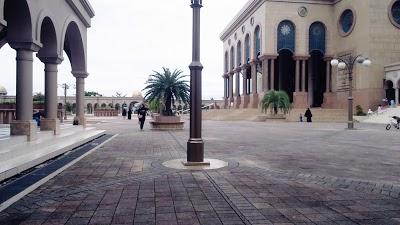 Baitul Muttaqien Mosque Islamic Center Samarinda Kalimantan Timur Masjid Kota