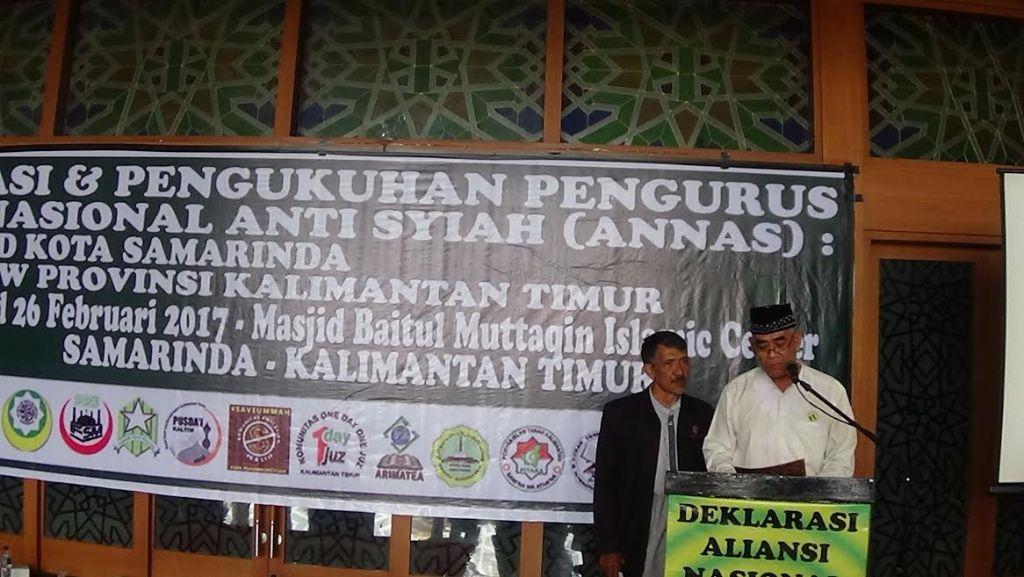 Berikut Pernyataan Sikap Annas Kaltim Syiah Indonesia Terlihat Laskar Jundulloh