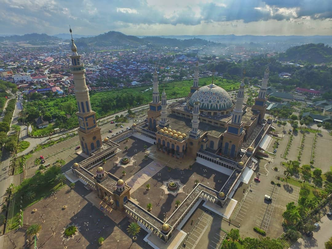 Dronephantom Hash Tags Deskgram Masjid Kebanggaan Kota Samarinda Dji Phantom