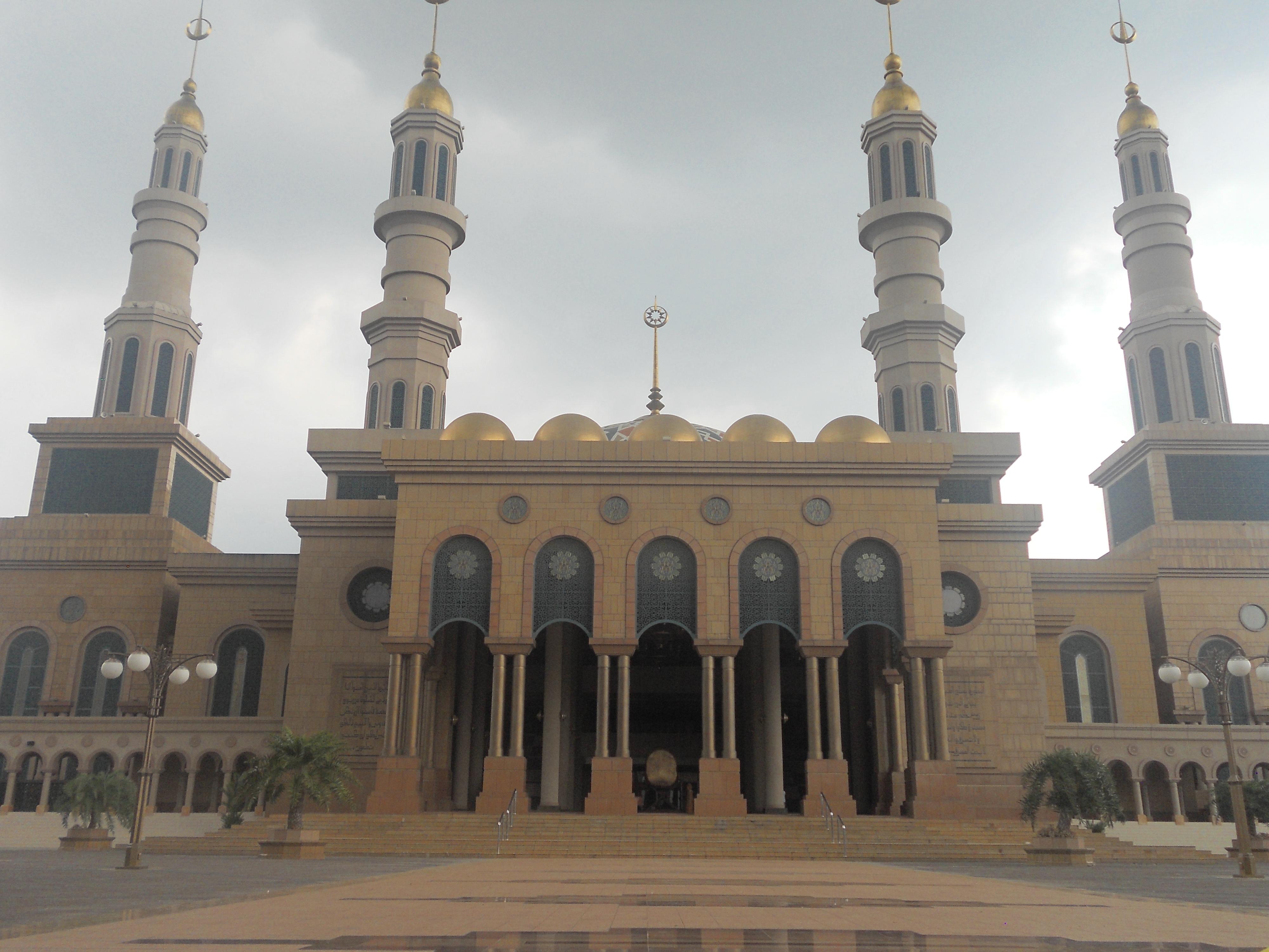 File Masjid Islamic Center Samarinda Jpg Wikimedia Commons Baitul Muttaqien