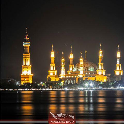 Indonesiajuara Instagram Photos Videos Mempersembahkan Provinsi Kalimantan Timur Masjid Baitul