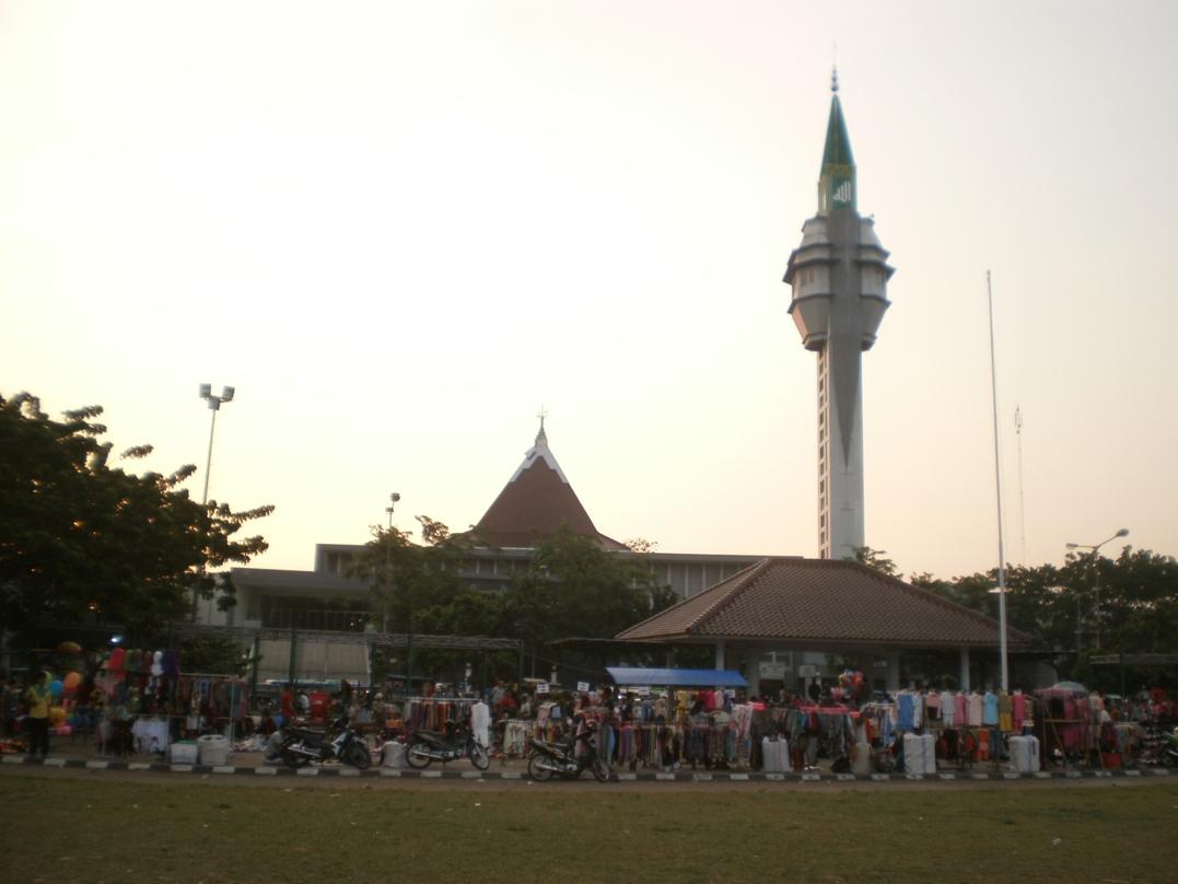 Indonesian Mosque 2nd Page 10 Skyscrapercity Mesjid Agung Rangkasbitung Masjid