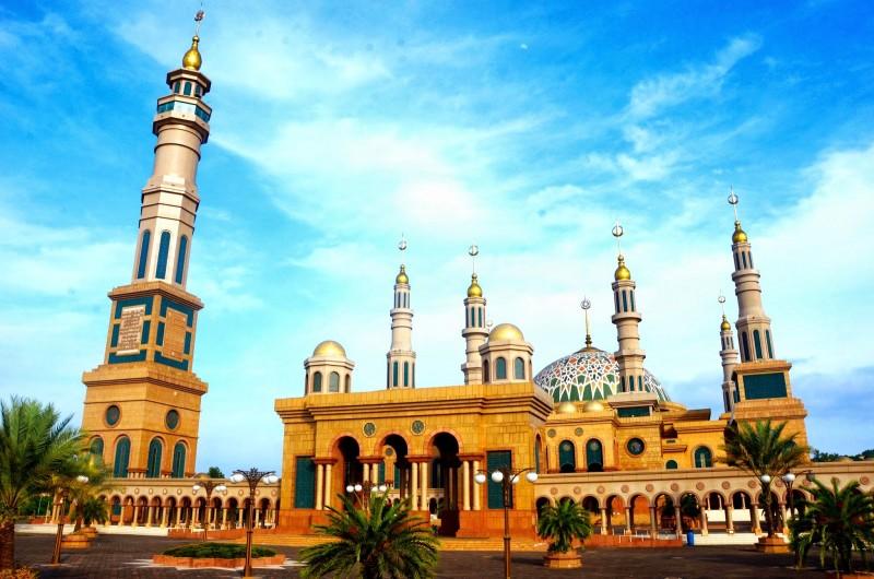 Islamic Center Samarinda Mesjid Masjid Baitul Muttaqien Kota