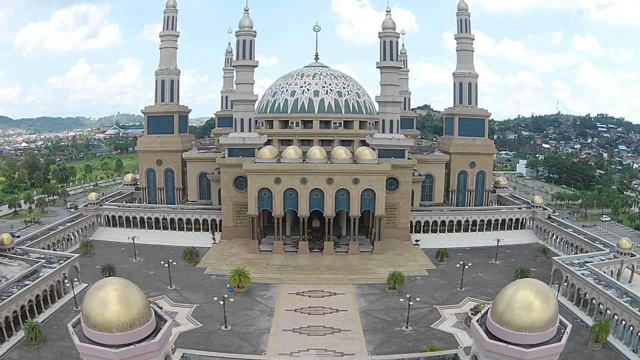 Islamic Center Samarinda Youtube Masjid Baitul Muttaqien Kota