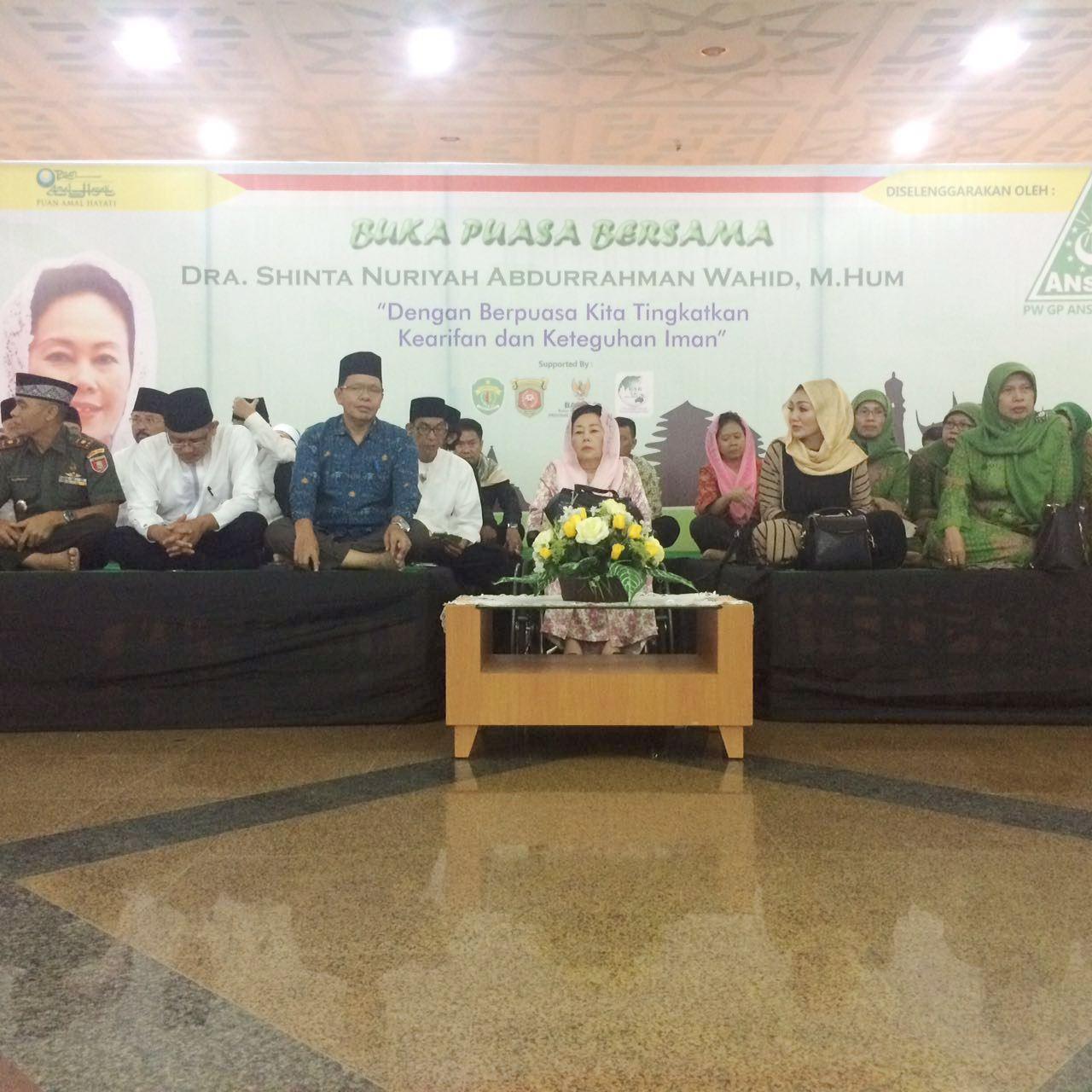 Juni 2016 Beritafastkhair Iain Samarinda Dr Mukhamad Ilyasin Pd Menghadiri
