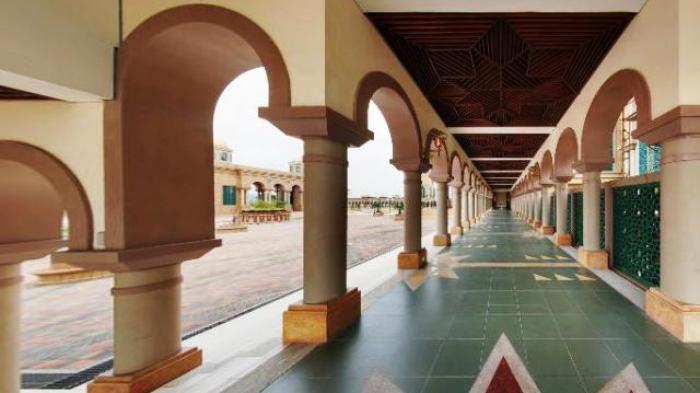 Kammi Pertanyakan Gubernur Izinkan Hotel Masjid Islamic Centre Baitul Muttaqin