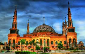 Masjid Islamic Center Baitul Muttaqien Samarinda Megah Centre Terletak Kelurahan