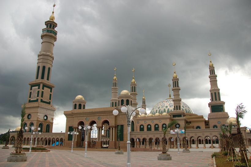 Masjid Islamic Center Samarinda Fitrandaarys Blog Baitul Muttaqien Kota
