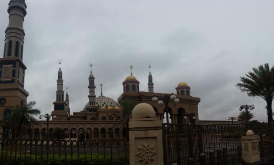 Masjid Kaltim Foto Islamic Center Samarinda Baitul Muttaqien Kota