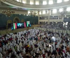 Partisipasi Ksr Pmi Akfarsam Acara Tabligh Akbar Masirah Panji Rasulullah