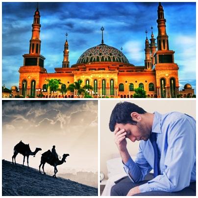 Perselingkuhan Dibayar Satu Setengah Milyar Hijriah Masjid Terbesar Kebanggaan Provinsi