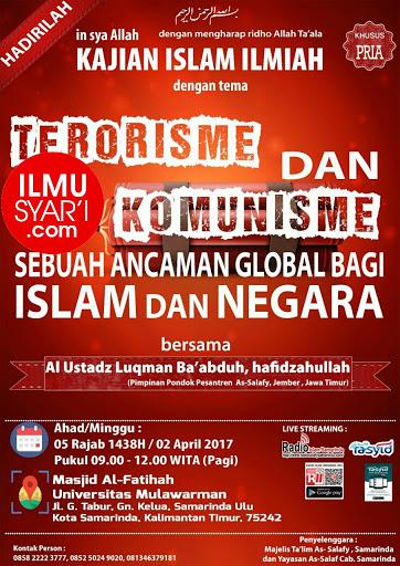 Revisi Daurah Ustadz Luqman Ba Abduh Masjid Baitul Muttaqin Islamic