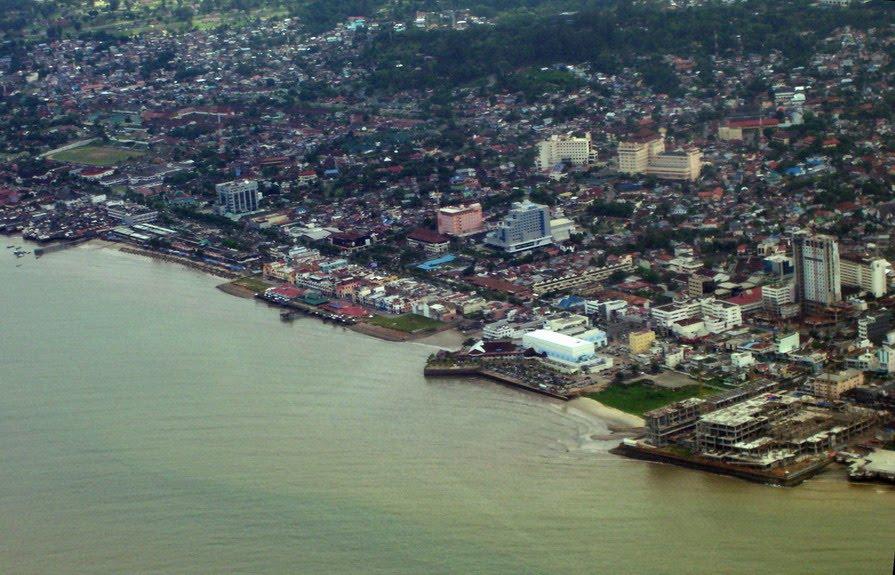 Info Balikpapan 2010 Kota Patung Pesut Tepian Samarinda