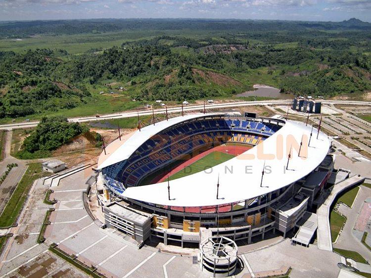 10 Stadion Termegah Indonesia Part 1 Weproud Utama Palaran Kota