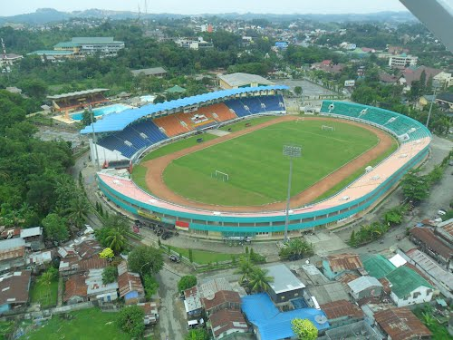 11 Stadion Terbaik Indonesia Versi Gmc Laskar Aneuk Rencong Salah