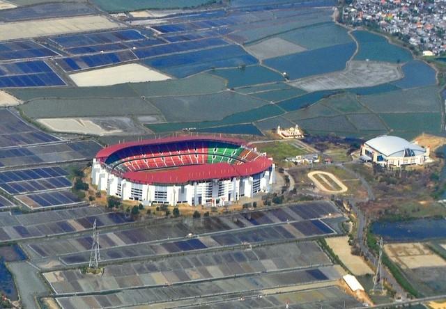 2023 Afc Asian Cup Bids Page 2 Skyscrapercity Samarinda Stadion